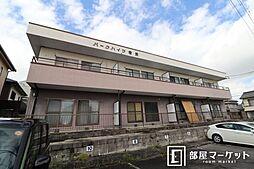 愛知県岡崎市竜美旭町の賃貸アパートの外観