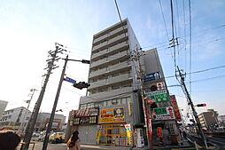 滋賀県草津市西大路町の賃貸マンションの外観