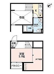 鳴海XIB棟(仮称)[1階]の間取り