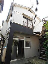 東京都新宿区馬場下町の賃貸アパートの外観