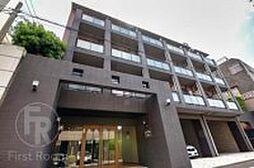 東京都大田区南雪谷1丁目の賃貸マンションの外観