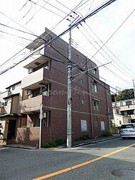 神奈川県横浜市中区根岸町3丁目の賃貸マンションの外観
