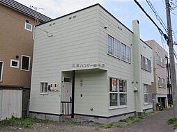 [テラスハウス] 北海道札幌市北区新川二条6丁目 の賃貸【/】の外観