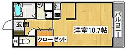 ブリランテIII番館[3階]の間取り