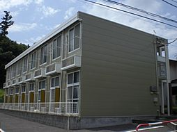 レオパレスフォレ[1階]の外観