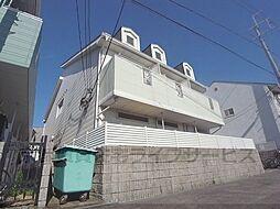アレックス東福寺[102号室]の外観