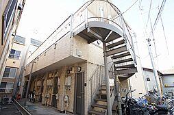 神奈川県川崎市川崎区渡田山王町の賃貸アパートの外観
