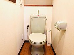 1・2階にトイレあり。