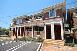 愛知県名古屋市中川区一色新町3の賃貸アパートの外観