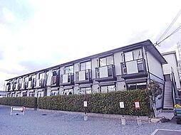 西川ハイツ2[1階]の外観