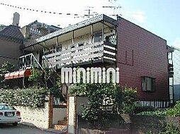 貴山タウンハイツ[1階]の外観