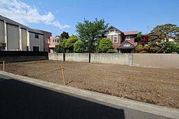 お好きなハウスメーカーにて建築いただける「宅地分譲」