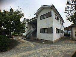 黒嵜アパート[2階]の外観