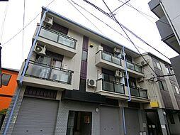 ダイユウレストハウス茨木A棟[3階]の外観