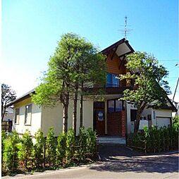 [一戸建] 北海道江別市大麻栄町 の賃貸【/】の外観