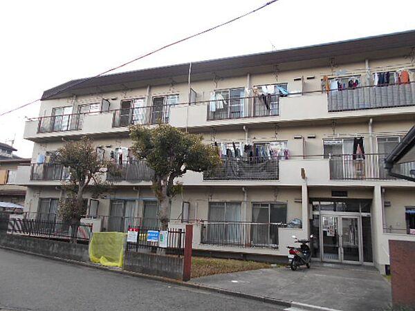 豊栄住宅[105号室号室]の外観