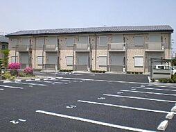愛知県岩倉市稲荷町稲荷の賃貸アパートの外観