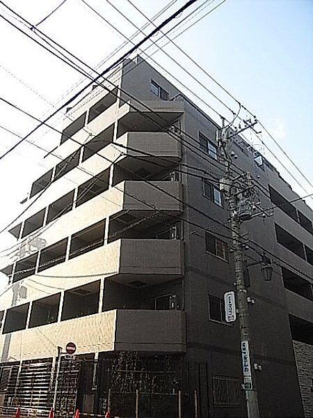 フェニックス武蔵関弐番館[2階]の外観