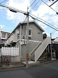 タウニィ多田[201号室号室]の外観