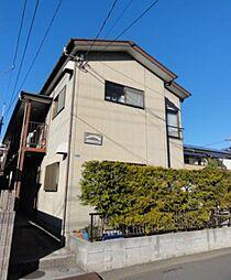 神奈川県川崎市川崎区川中島2丁目の賃貸アパートの外観