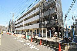 レジデンス横浜鶴見[101号室]の外観