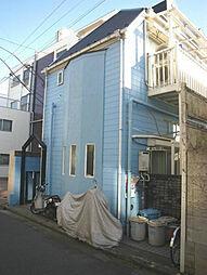 東京都中野区江原町3の賃貸アパートの外観