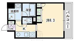 Sumika六角高倉[702号室]の間取り