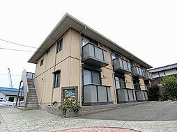プランドールミニヨンA棟 積水ハウス施工[201号室]の外観