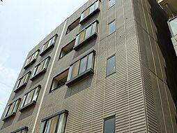 天竺園ビル[4階]の外観