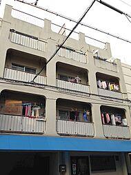 パレス住吉橋[110号室]の外観