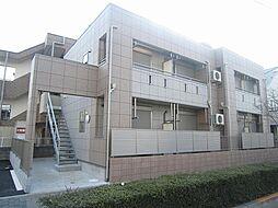 ローレル東大和[2階]の外観
