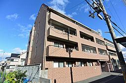 大阪府枚方市楠葉野田1丁目の賃貸マンションの外観