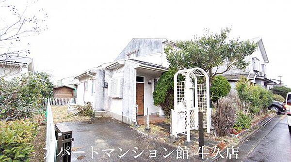 [一戸建] 茨城県つくば市富士見台 の賃貸【茨城県 / つくば市】の外観