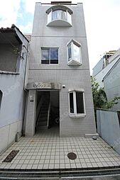 大阪府大阪市北区本庄西2丁目の賃貸アパートの外観