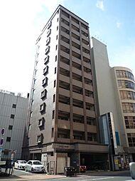 福岡県北九州市小倉北区鍛冶町1丁目の賃貸マンションの外観
