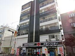 駒川エンビイハイツ[2階]の外観