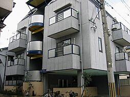 ロータリーマンション鴻池倶楽部[4階]の外観