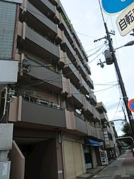 シャインマンション帝塚山[3階]の外観