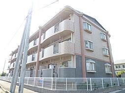静岡県磐田市三ケ野台の賃貸マンションの外観