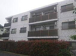 東京都調布市入間町3丁目の賃貸マンションの外観