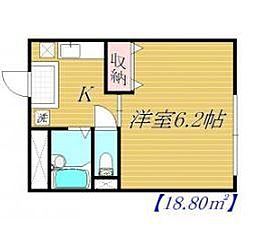 東中野駅 7.9万円