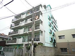 銀座スカイマンション[6階]の外観