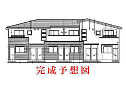 上ヶ原九番町アパート[2階]の外観