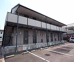 京都府相楽郡精華町祝園門田の賃貸アパートの外観