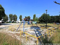 [公園] 山屋敷公園 「徒歩2分」まで120m