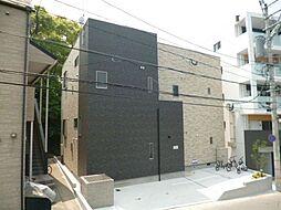 福岡県福岡市南区野間2丁目の賃貸アパートの外観