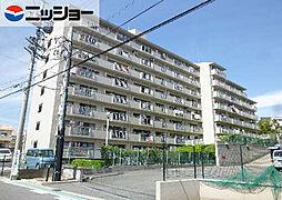 コンフォート若草[3階]の外観