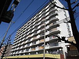 大阪府八尾市山城町1丁目の賃貸マンションの外観
