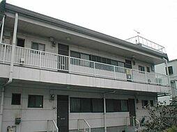 コーポ井出[2階]の外観