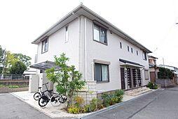 兵庫県明石市大久保町大久保町の賃貸アパートの外観